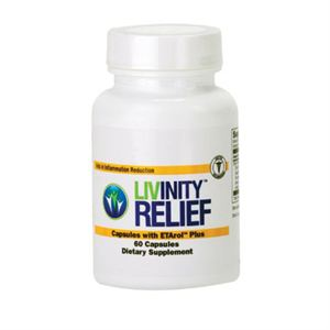 Picture of Livinity RELIEF™ with ETArol™ Plus – 90 capsules