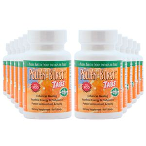 Picture of Pollen Burst™ Tabs - 60 Tablets (12 Pack)