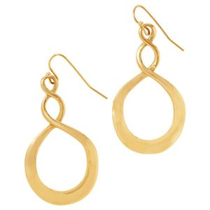 Picture of Infinity Hoop Gold