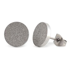 Picture of Silver Diamond Dust Studs